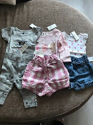 Brand New With Tags Joblot Bundle Of Baby Gap Clothing Beautiful Items Rrp £82.