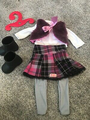 Our Generation Doll Clothes Set Immaculate Condition