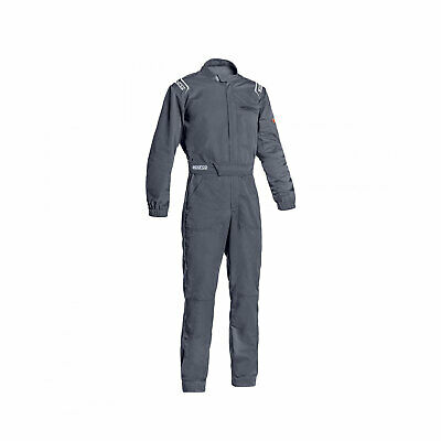 Sparco MS-3 Mechanic Overalls Grey - Genuine - XL