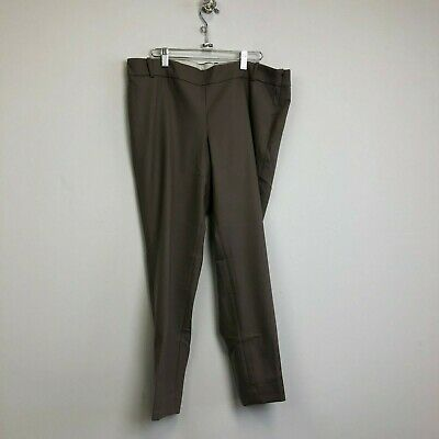 NWT J Crew Women's Minnie Pants in Bi-Stretch Wool Skinny Ankle - Size 14
