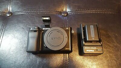 Sony Alpha A6000 24.3MP Digital Camera with battery & charger (READ DESCRIPTION)