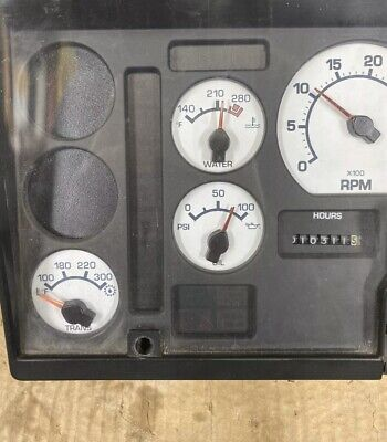 INTERNATIONAL 4700 4800 4900 8200 Navistar Reman Instrument