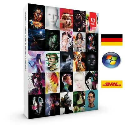 Adobe Master Collection CS6 Deutsch / WIN / Vollversion