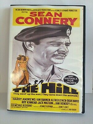 The Hill Starring Sean Connery