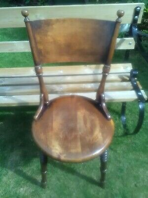 Ibex Country Antique Kitchen Chairs Swedish  , Bedroom, Very Pretty,