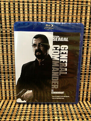 General Commander (Blu-ray, 2019)Steven Seagal.Action Thriller.