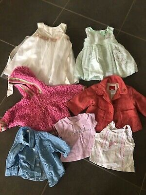 Variety Of Baby Girls Clothes - Sizes 0 -1 - Origami, Fred Bare Etc