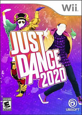 Just Dance 2020 - Nintendo Wii Standard Edition* PREORDER* SHIPS ON 11/05/2019*