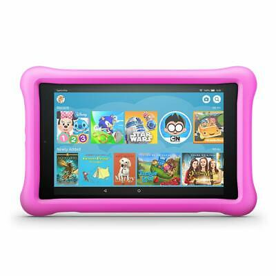 """Amazon Kindle Fire HD 8 Kids Edition Tablet, 8"""", 32 GB - Pink (8th gen, latest)"""