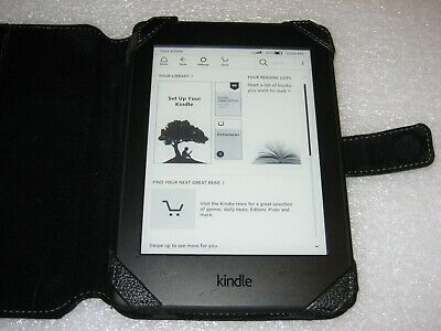 """*Ads Free* Amazon Kindle Paperwhite WiFi + 3G 7th Generation 6"""" 300 PPI, 4GB"""