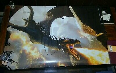 Game of thrones poster the world of ice and fire