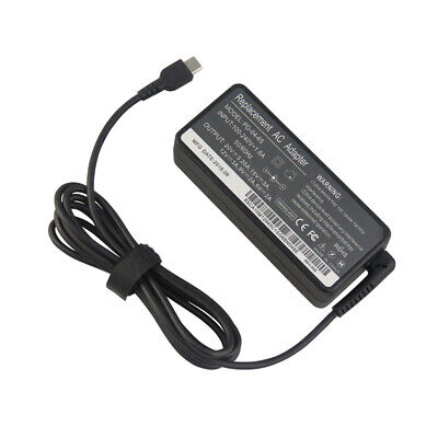 65W USB-C Type-C Laptop Charger AC Adapter Power Supply For Lenovo ADLX65YLC3A