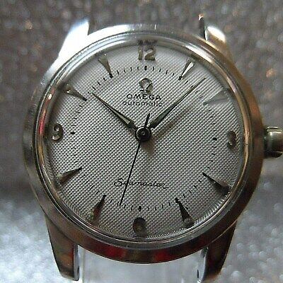 Vintage Omega Seamaster Bumper Automatic Mens Watch Cal:354