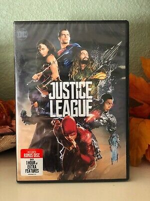 Justice League (2017) BRAND NEW: Action Free Shipping. DC Comics Jason Momoa