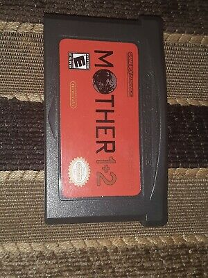 Mother 1 & 2 (Nintendo Game Boy Advance, 2003)