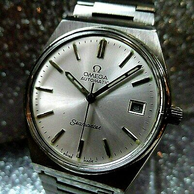 Vintage Omega Seamaster Automatic Mens Watch Cal:1012