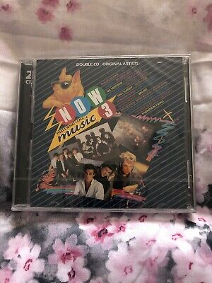 Now That's What I Call Music 3 , Various Artists,2x CDs Brand New Sealed(2019)
