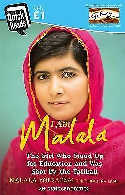 I Am Malala Abridged Quick Reads Edition: The Girl Who Stood Up for Education an