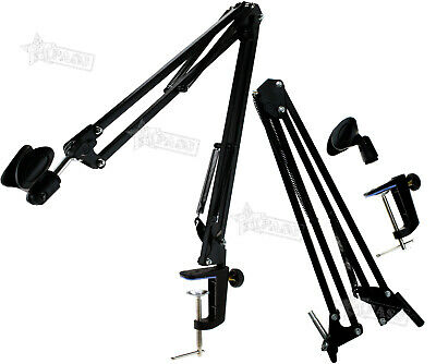 High quality universal Mic Stand Holder for Studio Broadcast Suspension Boom