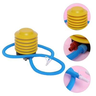 Portable Foot Air Pump Inflator for Balloon Swimming Ring Inflatable Toy Balls
