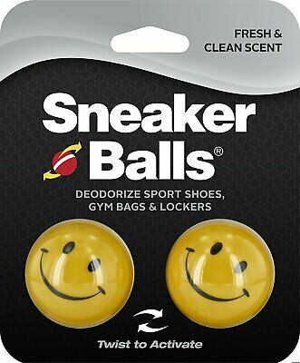 Sneakerballs Shoe Freshener - Happy Face - SS19 - One