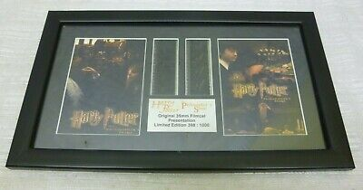 Harry Potter and the philosopher's stone filmcel limited edition D-9275-JJ-W33