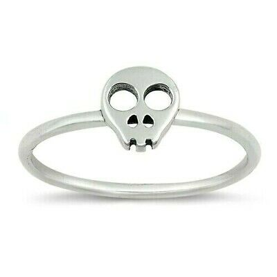 Elephant Head Toe Ring Genuine Sterling Silver 925 Oxidized Face Height 9 mm
