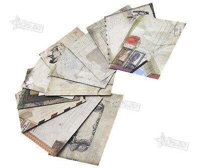 Mini Ancient Paper Envelope Retro Vintage Style For Card Scrap booking Gift