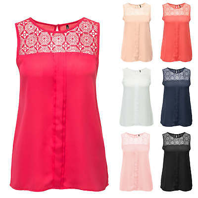 Women's Top Shirt T-Shirt Sleeveless Blouse Summer