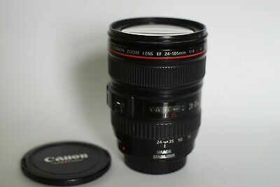 Canon EF 24-70mm f/4 L IS USM Lens L series lens in used condition