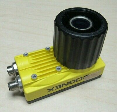 COGNEX IN-SIGHT IS5400-01 Camera With Fujinon Lens
