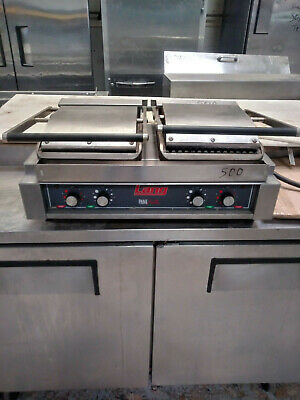 Pb-24 Lang Used Panini Press-Sandwich Griddle Includes Free Shipping
