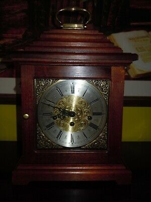 Franz Hermle Westminster Chime Mantle Clock