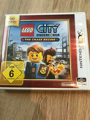 Nintendo Selects   LEGO City Undercover: The Chase Begins (Nintendo 3DS, 2016)