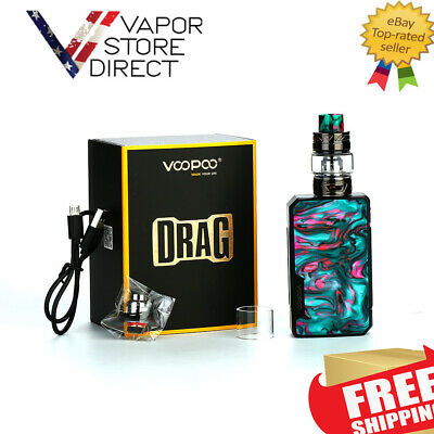 100% AUTHENTIC DRAG 2 BLACK AURORA w UFORCE T2 + FREE SHIPPING | US TOP SELLER