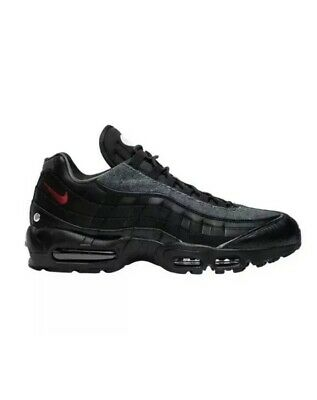 hot sale online 4408c a54f6 NIKE AIR MAX 95 NRG Men's Shoes Black/Anthracite/Team Red ...