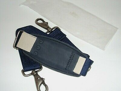 BRIGGS & RILEY Navy Replacement Luggage Briefcase Adjustable Shoulder Strap