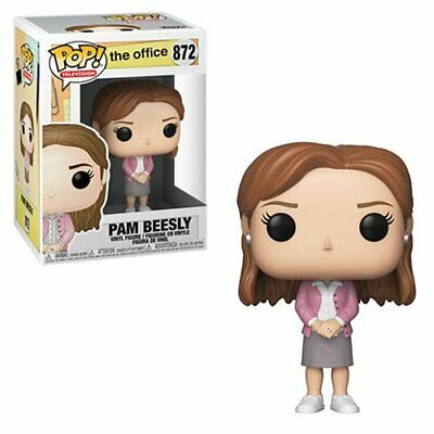 Funko Pop! Television: The Office - Pam Beesly 872 Vinyl