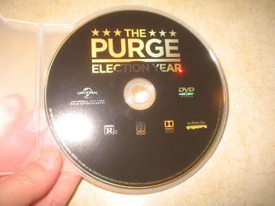 The Purge: Election Year (DVD, 2016, Canadian) - Eng/French/Spanish **DVD ONLY**