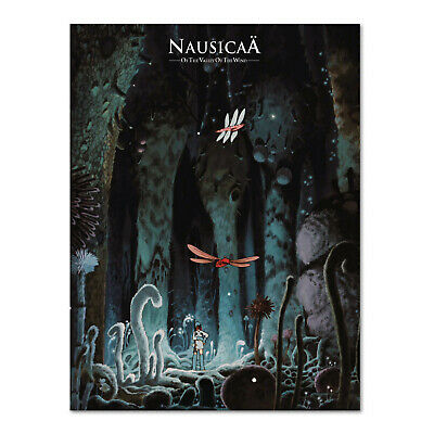 Nausicaa of the Valley of the Wind  Poster - High Quality Prints