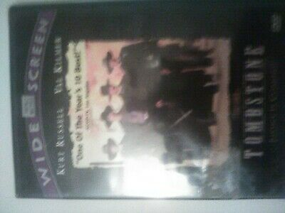 Tombstone DVD Wide Screen Brand new Sealed Free shipping