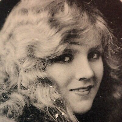 MARY MILES MINTER 1902-1984 Collectable Silent Movie Actress Photo 21.5 x 16.5cm