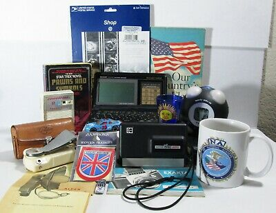 Junk Drawer Lot Eclectic Collectibles Vintage Reuse