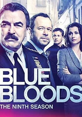 Blue Bloods: The Ninth Season August 20, 2019.DVD Discs: 1 Various Will Estes