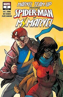 Marvel Team-Up (2019-) #2