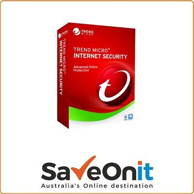 Trend Micro Internet Security 2020 1 device / PC 1 year license key
