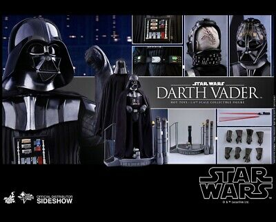 Hot Toys Star Wars Darth Vader - The Empire Strikes Back 1:6 Scale Figure