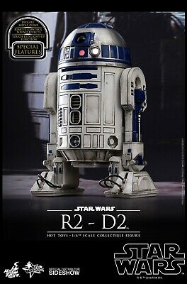 R2-D2 - Star Wars Movie Masterpiece Sixth Scale Figure by Hot Toys