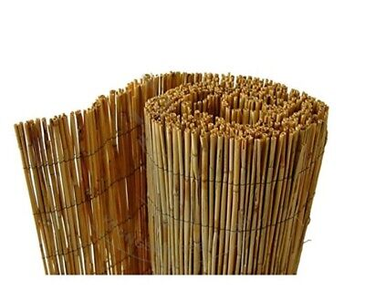 Natural Reed Screen Fencing Panel. 1.5m X 4m