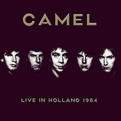 Camel-Live In Holland 1984-Import 2 Cd With Japan Obi
